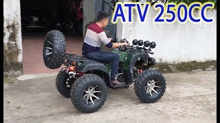 Xe ATV địa hình 250cc Đi Tết của KST