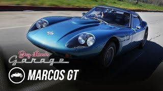 1971 Marcos GT - Jay Leno's Garage