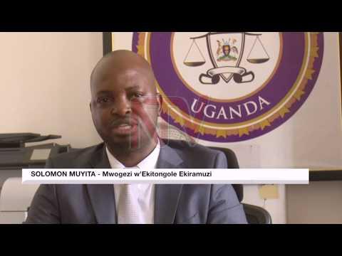 Bataddewo abalamuzi ab'enjawulo okuwulira emisango gyettaka