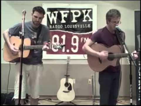 Justin Lewis  & Dan Hardin Live Lunch Video
