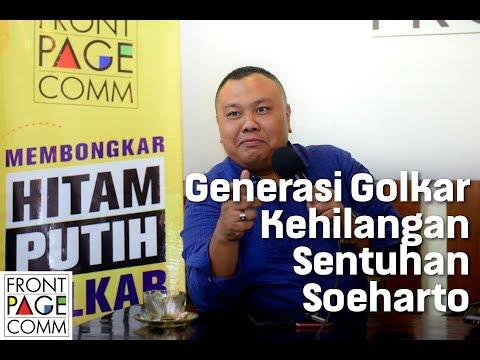 Generasi Golkar Kehilangan Sentuhan Soeharto