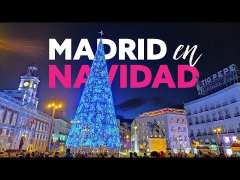 QUÉ HACER EN MADRID EN NAVIDAD: Lo mejor de la Navidad en Madrid (invierno 2017 -2018)