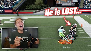 We Made A Patriots Fan CRY... Wheel of MUT! Ep. #38