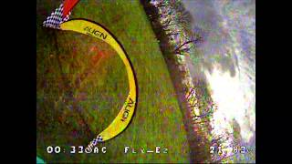 FPV Drone Racing 2020 Practice - New Set Up at EMHC - T Motor Pacer 2207.5 & Hyperlite Floss 3.0