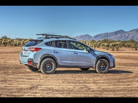 2018 Crosstrek:  Method 502's And BFG KO2's First Impressions