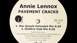 Annie Lennox ‎– Pavement Cracks (Goldtrix Club Mix)