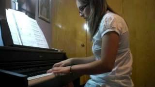 as i am (intro) alicia keys piano