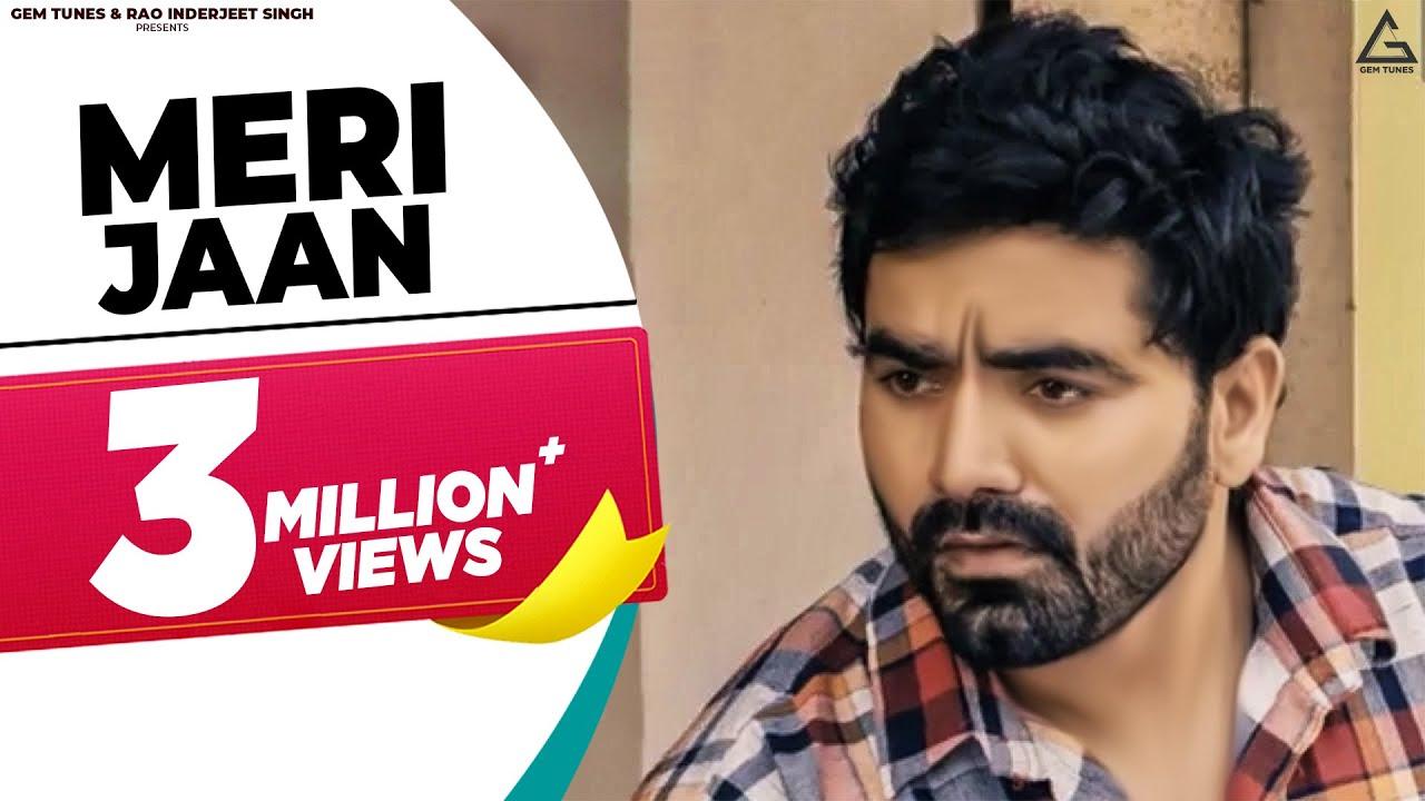 Meri Jaan   Vicky Kajla  Sonam Tiwari   Raj Mawer  Andy Dahiya   New Haryanvi Songs Haryanavi 2018 Video,Mp3 Free Download