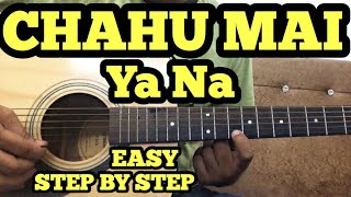 Chahun Main Ya Naa Guitar Tabs/Lead Lesson   SINGLE STRING   Aashiqui 2   FuZaiL Xiddiqui