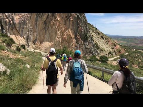 Ruta El Chorro-Valle de Abdalajís. Senderos de Primavera 2017