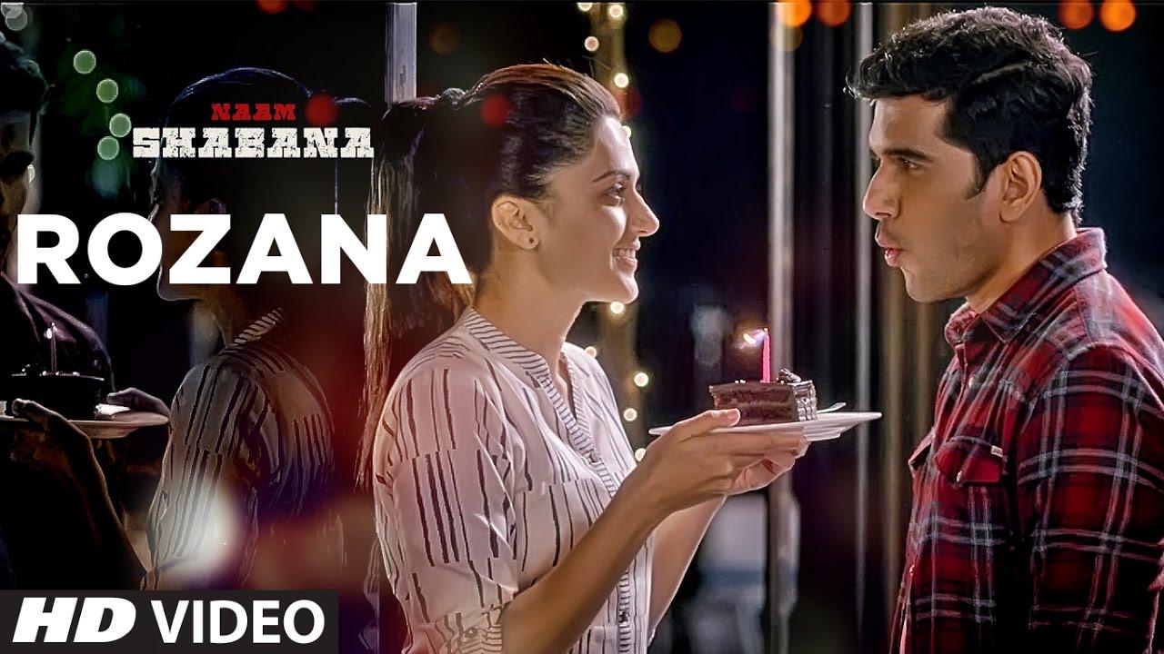 Rozana Hindi lyrics