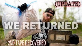 Dark Web Mystery Box Part 3 (The 2nd Tape) + Hunting Purgatory Updates