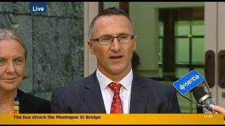Greens call for Senate Voting Reform