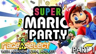 Super Mario Party - The Dojo (Let's Play) Part 1