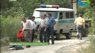 Арест егеря в Казахстане. Эфир 9.09.2012