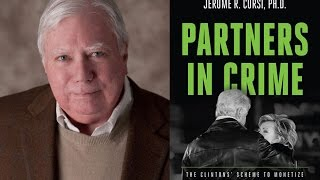 "LTR: Jerome Corsi - Author of ""Partners in Crime"""