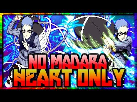 [GUIDE] CHOJURO RAID (A RANK) NO PEARL! | HEART ONLY! | Naruto Shippuden Ultimate Ninja Blazing