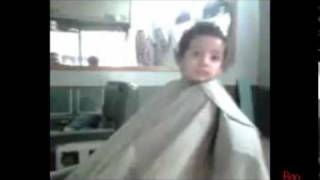 preview picture of video 'Fatima At  Hair Saloon  چوھدری نعیم فاضل'