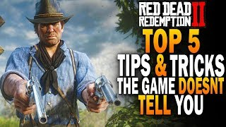 Top 5 Tips And Tricks The Game Doesn