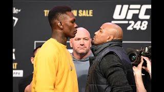 UFC 248 - Adesanya vs Romero: Conteo Regresivo