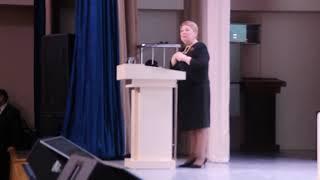 Министр просвещения РФ Ольга Васильева встретилась с хабаровскими педагогами