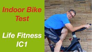 Life Fitness IC1 Indoor Cycle im Test | ergometersport.de