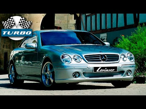 Тюнинг  мерседес W210 - втрое рождение старой модели!