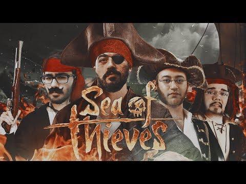 TAYFANIN KAFA GÜZEL | Sea of Thieves w/Jahrein, VOBatu, Can Sungur