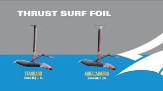 2019 NAISH THRUST SURF FOIL