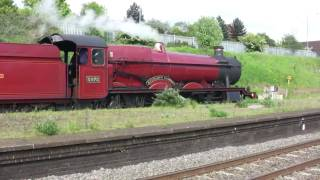 preview picture of video '5Z59 - Hogwarts at Small Heath!  20/05/10.'