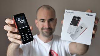 Nokia 5310 (2020) Unboxing & Tour - XpressMusic Returns