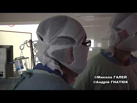 ВІДЕО 18+. Двостороння пахова грижа - лапароскопічна операція
