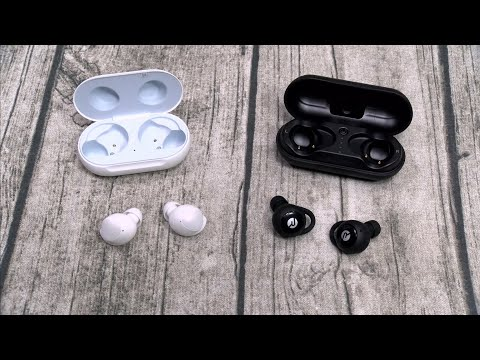 Samsung Galaxy Buds vs Raycon E100's