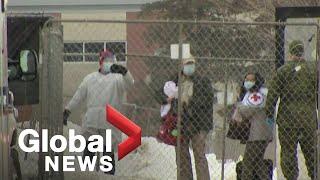 Coronavirus outbreak: New quarantine in Canada, as cases soar in South Korea