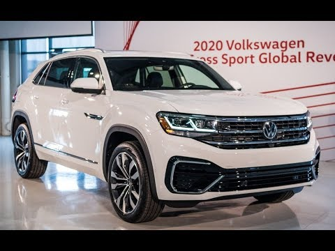 VW Atlas Cross Sport Production Factory at Chattanooga