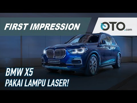 BMW X5 2019 | First Impression | Semakin Canggih | OTO.com