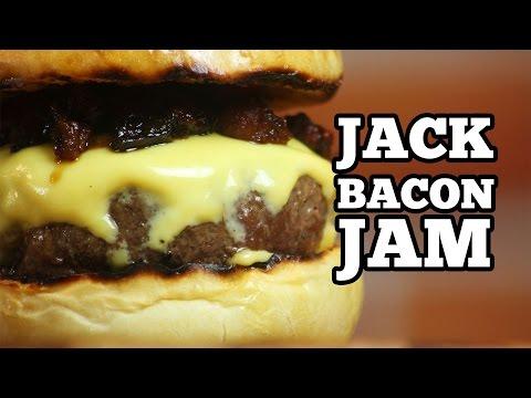 Jack Bacon Jam Burguer