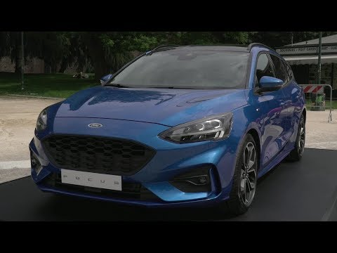2019 Ford Focus ST Wagon - Design