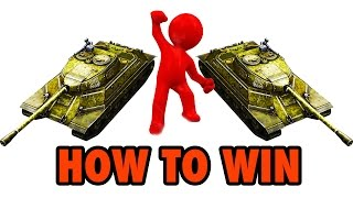 How To Win in World of Tanks Blitz