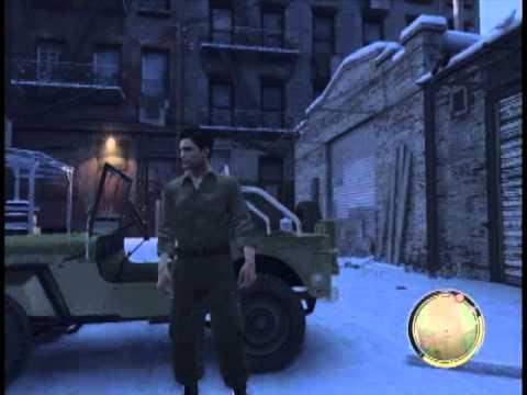 Mafia 2 DLC Pack War Hero