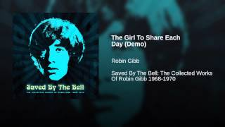 The Girl To Share Each Day (Demo)
