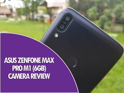 ASUS Zenfone Max Pro M1 (6GB) Camera Review- Upgraded 16MP Camera!