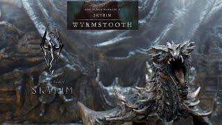 """""""WYRMSTOOTH""""  Skyrim - Legendary Edition #100/40"""