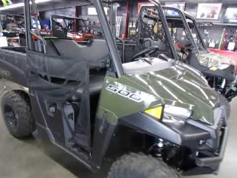 2020 Polaris Ranger 500 in Wichita Falls, Texas - Video 1