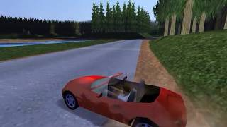 NFS High Stakes - Celtic Forest