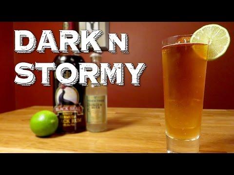 Video Dark 'n Stormy - the Classic Bermudan Ginger Beer & Rum Highball