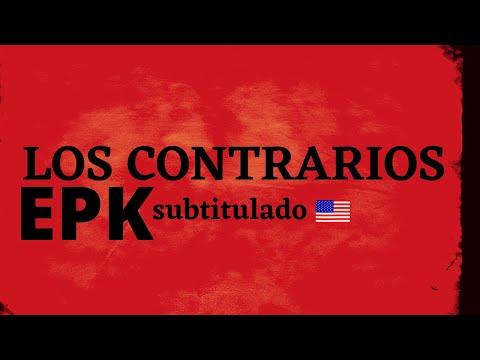 DESORDEN PUBLICO – LOS CONTRARIOS / album EPK: Music