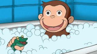 Curious George 🐵 Muddy Monkey 🐵 Kids Cartoon 🐵 Kids Movies | Cartoons for Kids