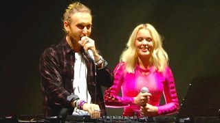 David Guetta ft. Zara Larsson - This One's For You - Live - UEFA EURO 2016™ Official Song