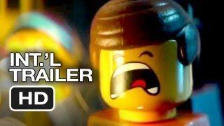 The Lego Movie International Teaser Trailer #1 (2013) - Lego Movie HD